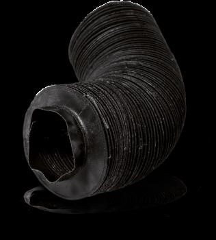 Round bellows
